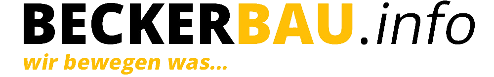BECKERBAU.info